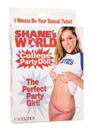 Shanes World College Party Doll - Vanilla