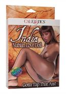 India Nubian Love Doll - Black
